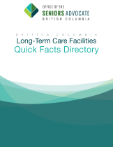 Long-Term Care Quick Facts Directory